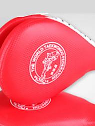 Wholesale Taekwondo Double Leaf Target Durable and Strong Taekwondo Foot Target Children Adult PU Taekwondo
