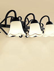 E14 Rustic/Lodge Electroplated Feature for LEDAmbient Light Bathroom Lighting Wall Light