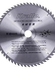 Talon lâmina de serra de liga de 9 polegadas é 230 x 60t - / 1 lâmina de serra para madeira