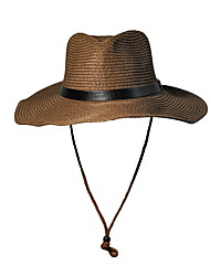 2017 Men in Western Cowboy Hat Summer Folding Beach Outdoor Tourism Wide Brim Hawaii Folding Soft Sun Hat