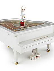 Music Box Piano ABS Unisex
