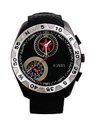 спортивные часы мужчины моды случайные высотомер барометр компас часы Relogio Ezon h607a11 Мужчина для