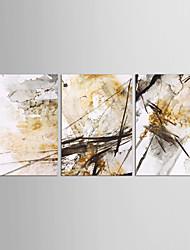 Vida Imóvel Clássico Estilo Europeu,3 Painéis Tela Vertical Impressão artística Decoração de Parede For Decoração para casa