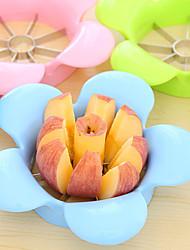 1 ед. Apple Cutter & Slicer For Для фруктов Для приготовления пищи Посуда Пластик Нержавеющая стальВысокое качество Творческая кухня
