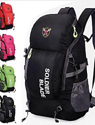 40 L Sac de Randonnée Organisateur Voyage sac à dos Sac à Dos de Randonnée Randonnée pack Etui pour portableCyclisme/Vélo Camping &