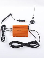 Amplificador del aumentador de presión de la señal del teléfono celular de la horquilla del coche del gsm 900mhz 2g