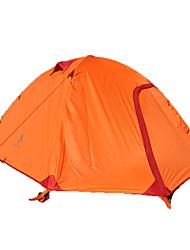 3-4 человека Световой тент Двойная Палатка Влагонепроницаемый Хорошая вентиляция Ультрафиолетовая устойчивость Дожденепроницаемый Защита