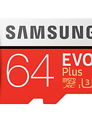 Samsung 64gb micro sd karte tf karte karten karte uhs-i u3 class10 evo plus 100mb / s
