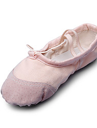 Для женщин-Ткань-Не персонализируемая(Белый Черный Бежевый Красный Розовый) -Балет