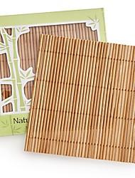 Bambú Material Ecológico Decoraciones de la boda-4Piece / Set Primavera Verano Otoño Invierno No Personalizado