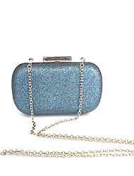 Women Glitter Clutches Evening Wedding Hand Bag