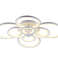 85-265V Modern Style Simplicity Acrylic LED Ceiling Lamp Flush Mount Living Room Dining Room Study Room/Office light Fixture