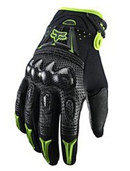 FOX Bamber Motorcycle carbon fiber protection shell male growth refers to motorcycle gloves