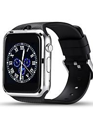 Smart relógio android relógio smartwatch bluetooth 2016 telefone esperto relógio miúdos com câmera cartão SIM