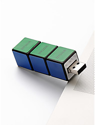 Weitasi cubo u disco usb 2.0 memoria flash memory stick disco de almacenamiento disco digital u disco 8g