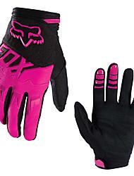 Перчатки из лисы гоночные мотоциклетные перчатки для внедорожников