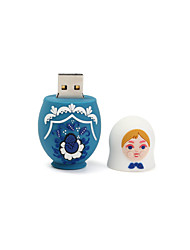 Uma boneca de usb flash drive disco flash 16gb