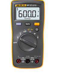 Fluke _ Handheld Digital Multimeter F-101KIT Student use Continuous Testing