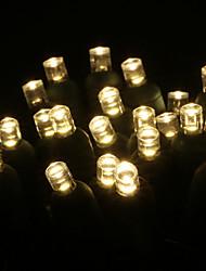 3.5 W Гирлянды / lm AC 110-130 15 м 50 светодиоды Теплый белый