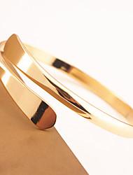 Women's Cuff Bracelet Jewelry Fashion Costume Jewelry Copper Animal Shape Jewelry For Special Occasion