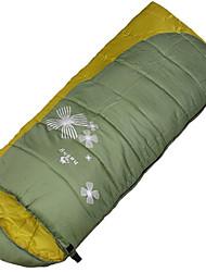 Спальный мешок Прямоугольный Двуспальный комплект (Ш 200 x Д 200 см) -5  0  15 Пористый хлопок75 Походы На открытом воздухе