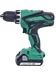 Hitachi 18V Charging Drill 13MM High Torque Industrial Grade Charging Piston Drill DS18DJL