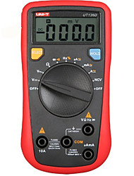 Lidl Multimeter Automatic Range Series Ut 136 Diode Test   Low Pressure Display