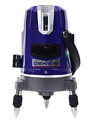 Deke® 5line 530nm инфракрасный лазерный лазерный нивелир