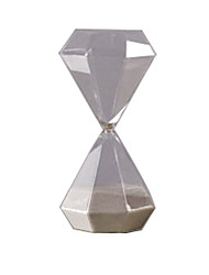 Scandinavian Time Diamond Hourglass Decoration Light Luxury Retro Nordic Living Room Furnishings Soft Decorations Wedding Gifts