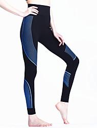 Women's Yoga Pants High Elasticity Outdoor Tight Leggings Sweatpants
