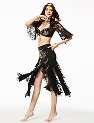 Мы будем танцевать на брюках наряды женщин с блестками 2 шт. Верхняя юбка
