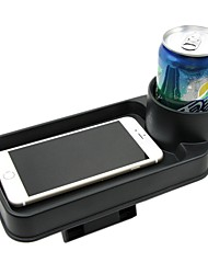 Auto Drink Holder Seat Storage Box