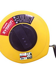 Tajima Symron 50M Glass Fiber Tape Measure S-50U 50M