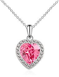 Colliers pendentifs pour femmes bijoux bijoux en alliage de cristal design unique bijoux de mode euramerican 147 fête autre soirée soirée