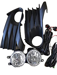 Original Design Toyo-ta Vios Special Halogen Fog Lamp Kit