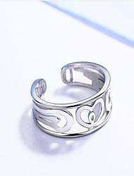 Ring Basic Copper White Jewelry For Daily Casual 1 piece