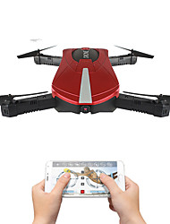 Drone With 2.0MP HD Camera RC Quadcopter FPV LED One Key To Auto-Return Auto-Takeoff Headless Mode 360Rolling Hover  4CH 6 Axis 2.4G