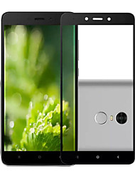 Asling para la nota del redmi 4x 2.5d borde del arco cubierta completa vidrio templado película protectora protector de la pantalla