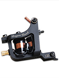 Good Quality Professional Tattoo Machine Shader 10 Warps Coils Cast Iron Shadering Machine For Beginner Tattoo Supply