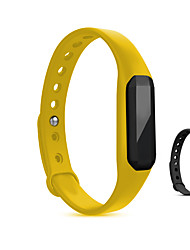 XL01 Smart Bracelet iOS Android Sports Touch Screen Finger sensor Accelerometer Heart Rate Sensor