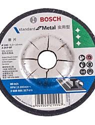 Bosch Angle Polishing Sheet -Metal Grinding 100*16.0*6Mm Grinding Slicing /10 Pcs