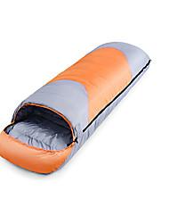 Sac de couchage Rectangulaire Simple -35 -15 0 Duvet de canardX80 Camping Extérieur Garder au chaud