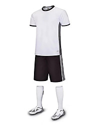 Kid's Soccer Clothing Sets/Suits Breathable Quick Dry Summer Polyester Football/Soccer