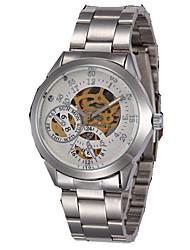 Shenhua  Fashion Leisure Surface Fine Steel Fully Automatic Mechanical Watch