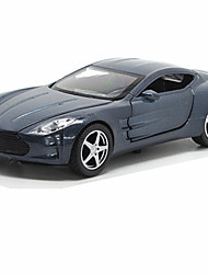 Pull Back Vehicles Model & Building Toy Car Plastic Rubber