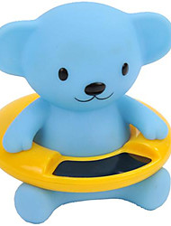 Bath Toy Model & Building Toy Bear Plastic