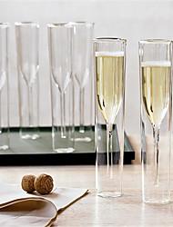 Transparente Minimalisme Soirée Bar Articles pour boire, 115 ml Boyfriend cadeaux Girlfriend cadeaux Verre Bière jus Verres