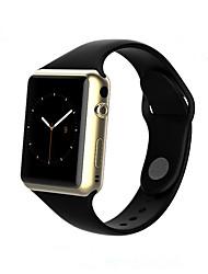 Bluetooth smart watch téléphone portable appel message appareil photo musique podomètre moniteur de veille alarme pour ios smartphones