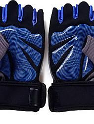 Sports Gloves Exercise Gloves Pro Boxing Gloves for Boxing Fitness Muay Thai Fingerless GlovesKeep Warm Ultraviolet Resistant Moisture