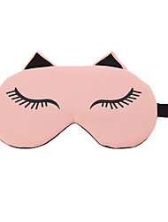 1PC Ice Compress Travel Travel Eye Mask / Sleep Mask Travel Rest Breathability Foldable Portable Static-free Sun Protection Plastic
